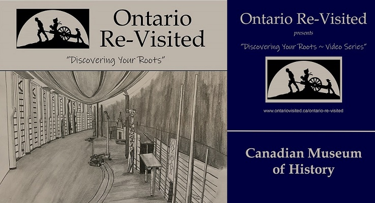 On Re Vis Canadian Museum of History PART OED